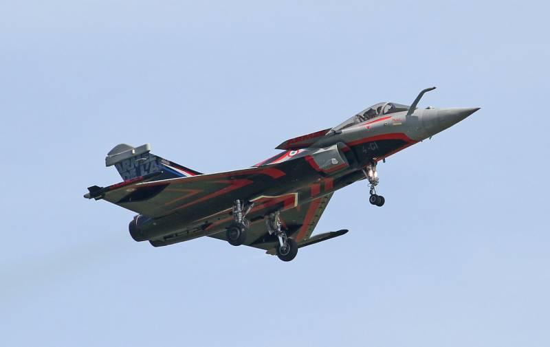 Проект SCAF. Истребитель будущего для Франции и Германии