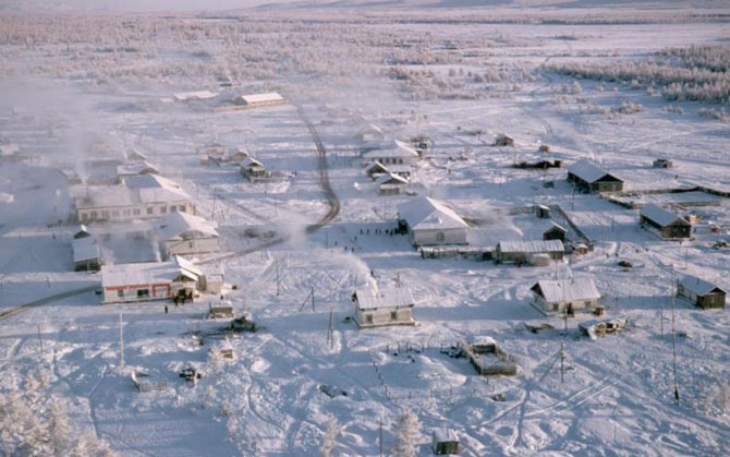 14 самых экстремальных поселений