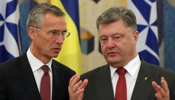 Ничего не пожалеем: На однодневный визит главы НАТО МИД Украины потратил 2% годового бюджета