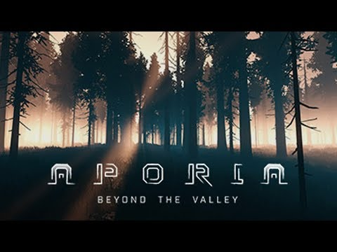 Aporia: Beyond The Valley: Геймплейный трейлер