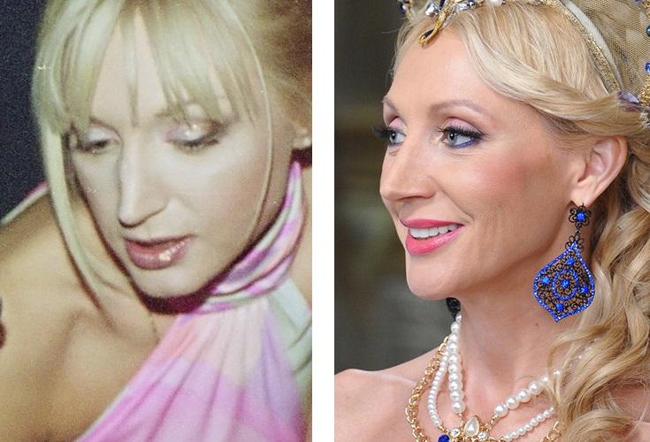 Как менялась Сальма Хайек: фото знаменитости до и после