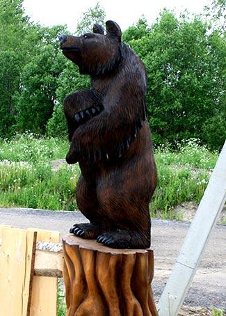 Фото деревянных фигурок своими руками 72
