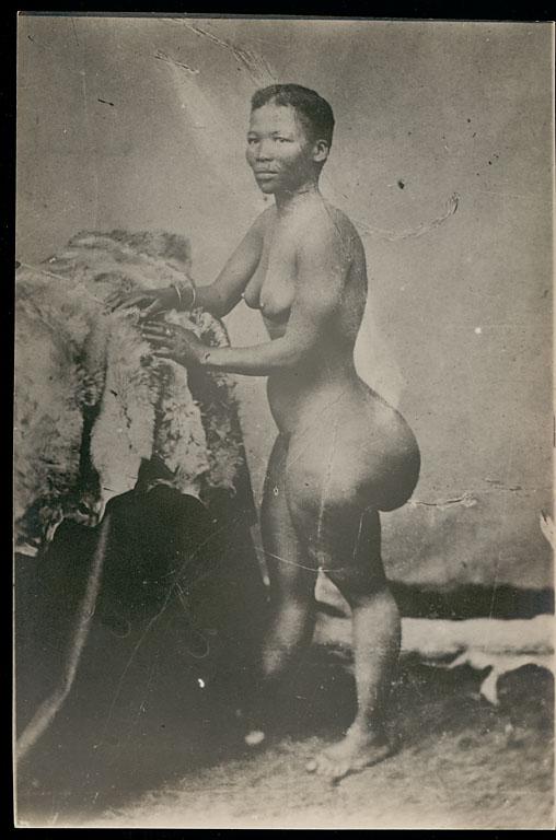 это большие ягодицы большая грудь узкая талия африканские племена бушмены любят покорять