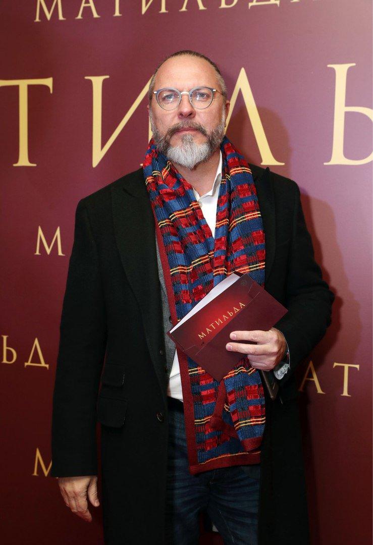 Юрий Грымов: «Матильда. Не тот фильм назвали «Краем»»...