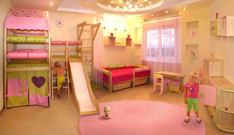 Детская для девочки в возрасте от 2 до 3 лет