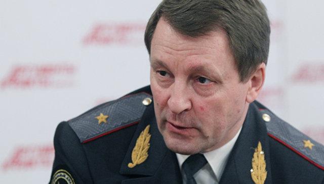Путин уволил Виктора Нилова с поста главы ГИБДД