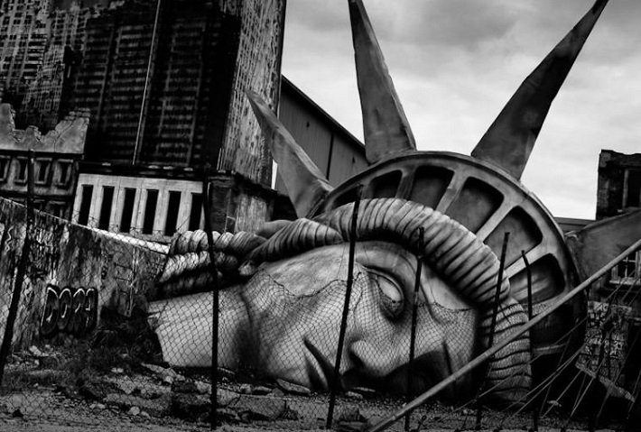 Соединённым Штатам осталось жить десять лет?
