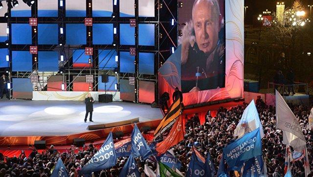 Результаты выборов: Россия не поддалась внешнему влиянию