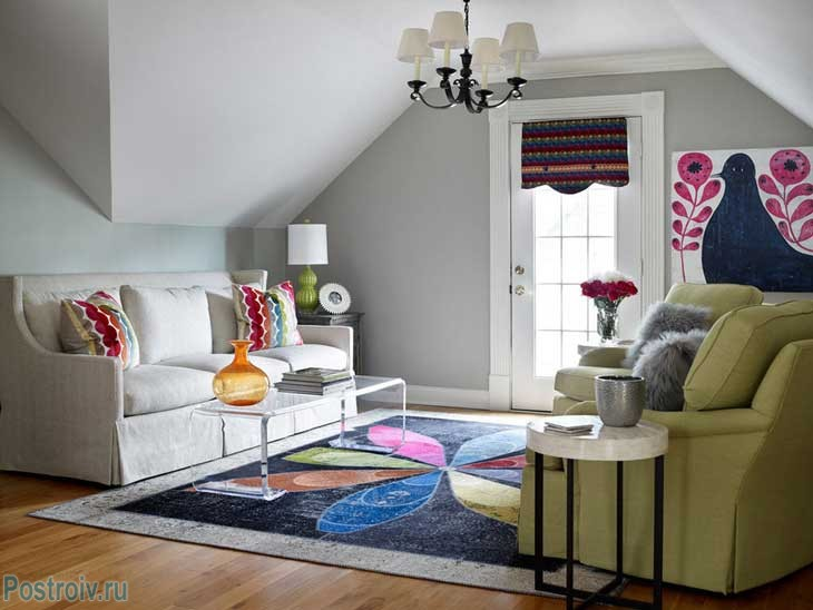 Распространенные ошибки при декорировании маленьких комнат - Фото