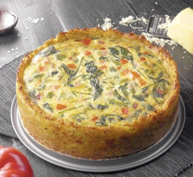 Картофельный пирог «Драник» с вкуснейшей начинкой. Очень вкусный рецепт