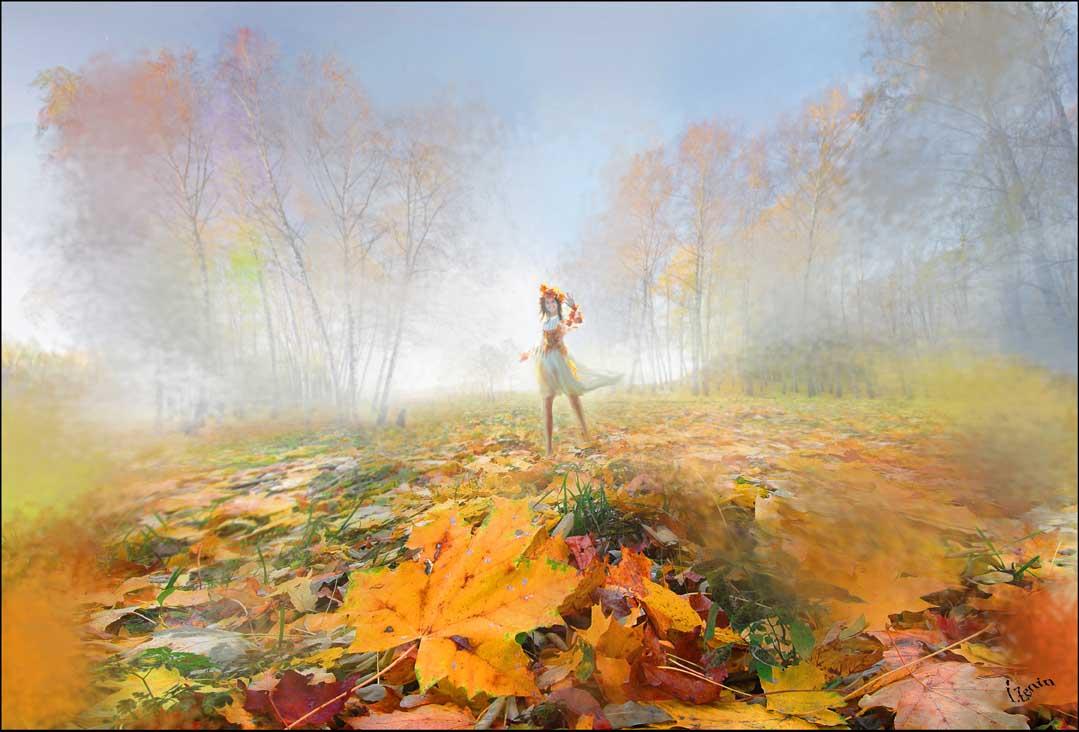 Краски Осени! Осеняя Красота!