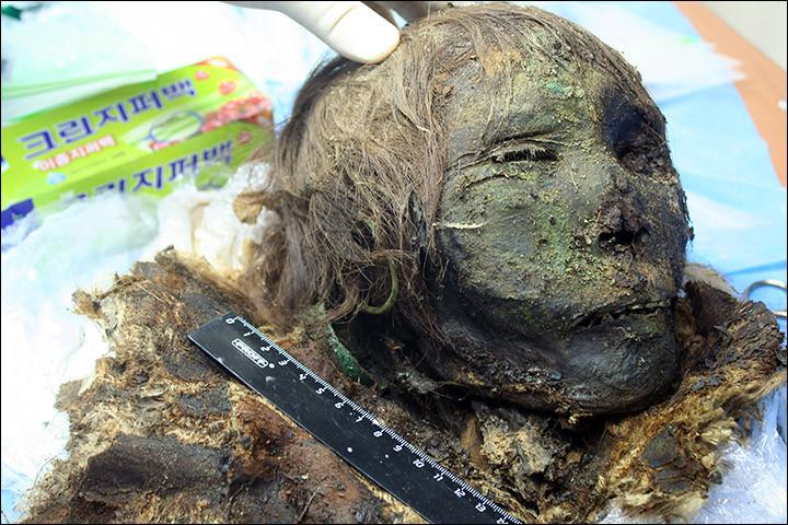 В России раскопали 900-летнюю мумию «полярной принцессы»
