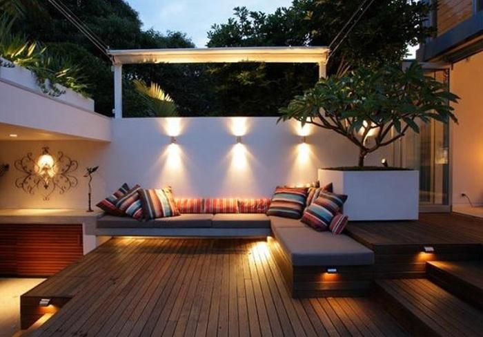 Веранда, созданная специально для настоящих ценителей домашнего уюта и красоты.
