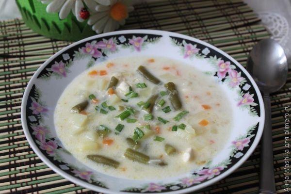 ДЕНЬ ПЕРВОГО БЛЮДА. Овсяный суп