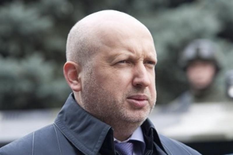 Александр Турчинов: бла-бла-бла и другие идеологические ценности