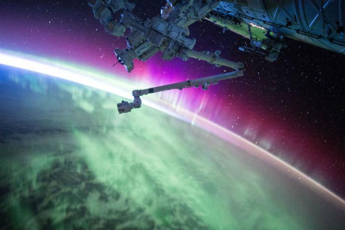 Лучшие фотографии Земли из космоса от астронавта НАСА