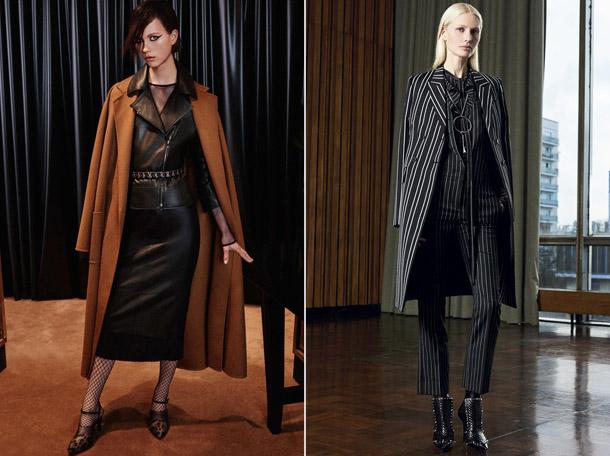 Max Mara, Givenchy, осень-зима 2016-2017