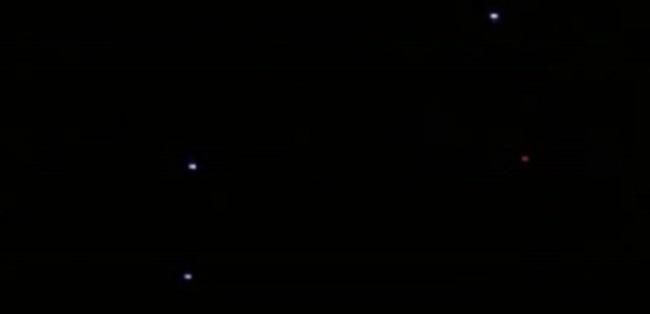 На юге Великобритании стали часто видеть разноцветные НЛО