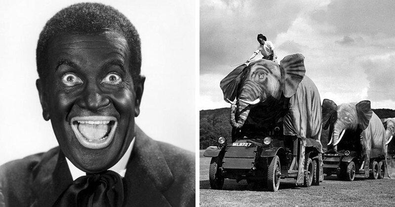 18 исторических снимков из архива Роба Муриса — человека, который коллекционирует фотостранности Роб Мурис, в мире, история, люди, факты, фото