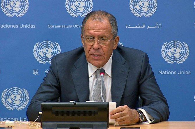 Сергей Лавров в ООН метко вы…