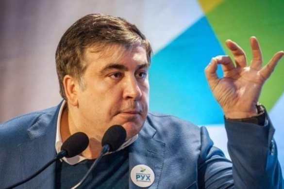 Саакашвили обвинил фабрику «Рошен» в отравлении детей