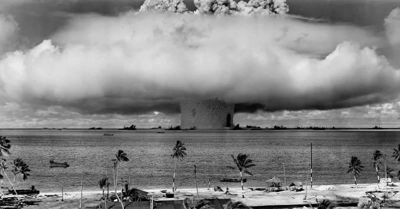 Одна на сотню. Американское ядерное оружие ничтожно в сравнении с российским