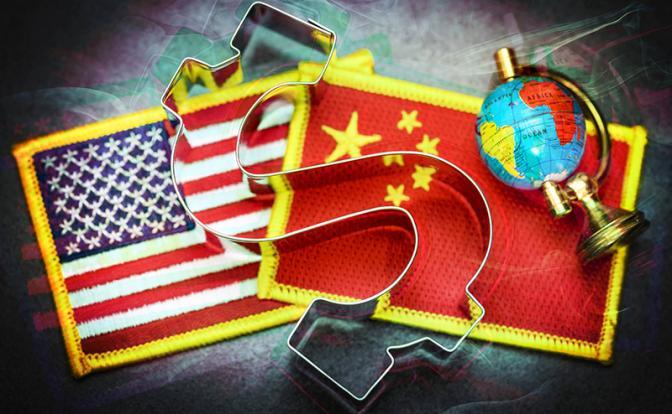 США объявляют войну, в которой может победить только Китай