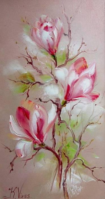 художник Екатерина Сенив картины – 31