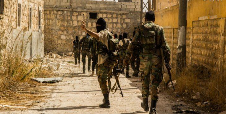 «Охотники на ИГ» затягивают петлю вокруг Акербата, приближая масштабное наступление на Дейр эз-Зор