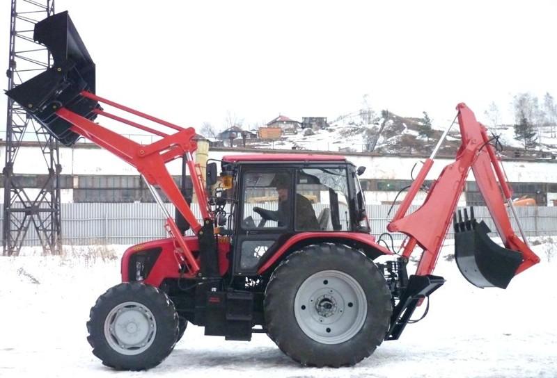 Воровской рейтинг тракторов в Литве