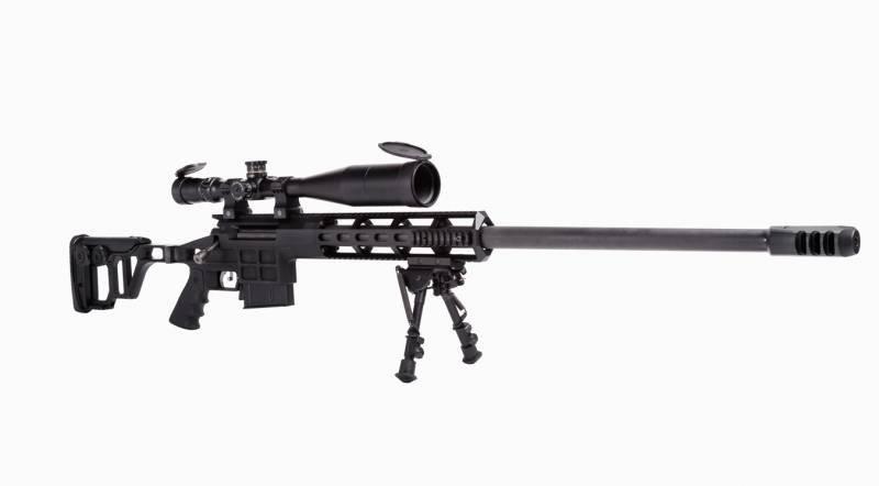 Российская дальнобойная снайперская винтовка DXL-3 «Возмездие»