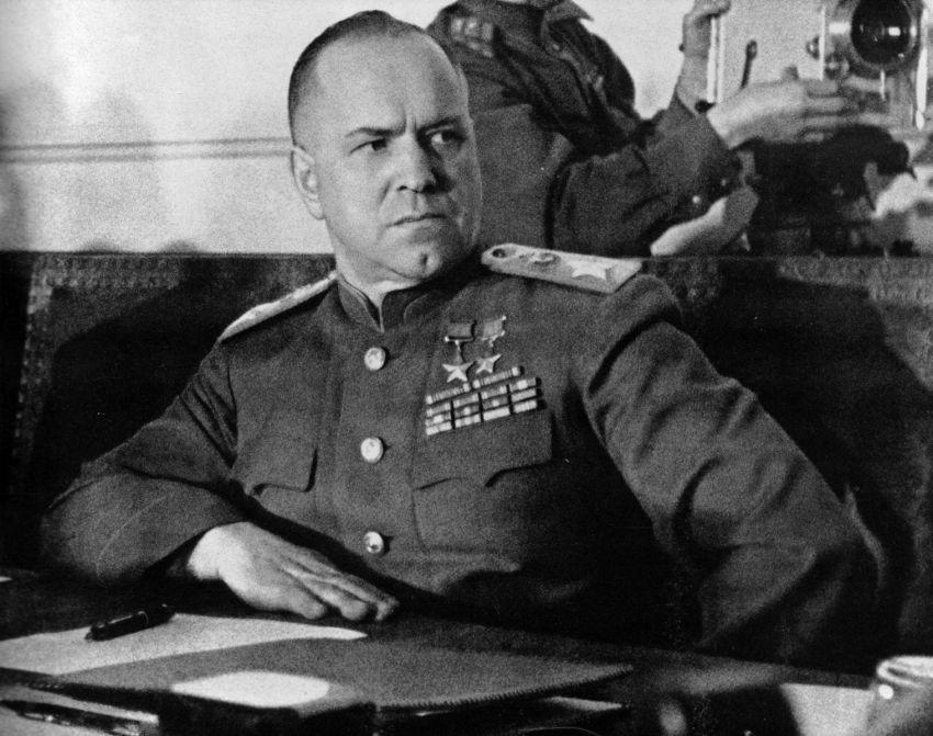 жизнь, история, факты, война, Георгий Жуков