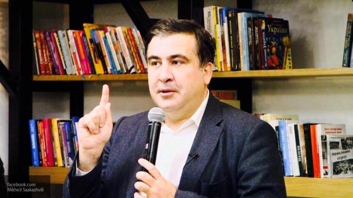 Саакашвили вляпался в громкий скандал на тв-шоу из-за «фальшивой матери»