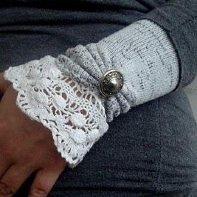 Не выбрасывайте старые свитера - море идей для переделки