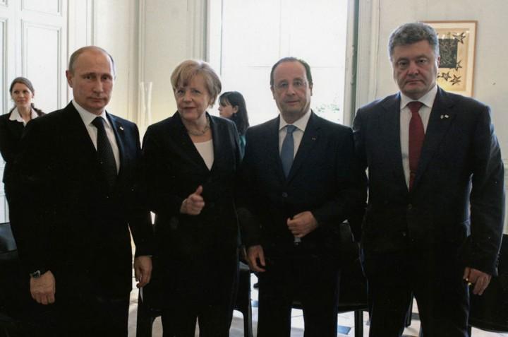 В Киеве отыскали зацепку для дальнейшего игнорирования минских договоренностей