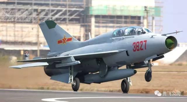 Последние построенные МиГ-21