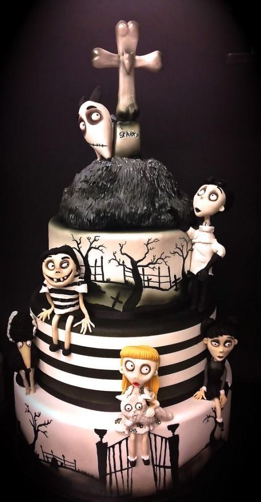 Страшные картинки с тортом