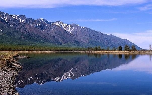 6 потрясающих фактов об озере Байкал