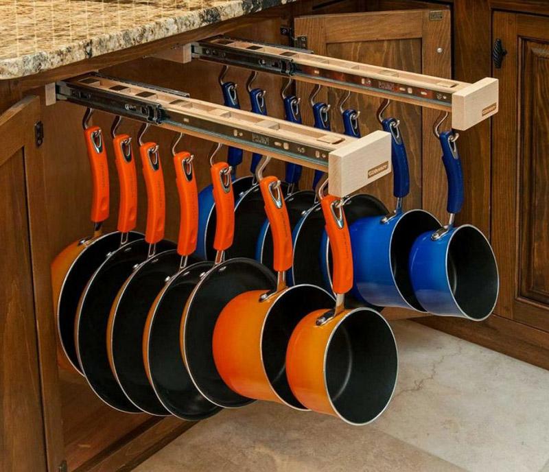 20 идей для удобной кухни в малогабаритной квартире