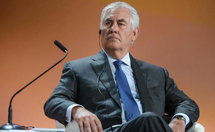 Госсекретарь США в конце марта встретится с президентом Турции