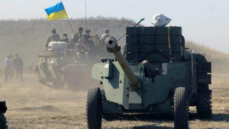 Донбасс: ВСУ обстреливают те…