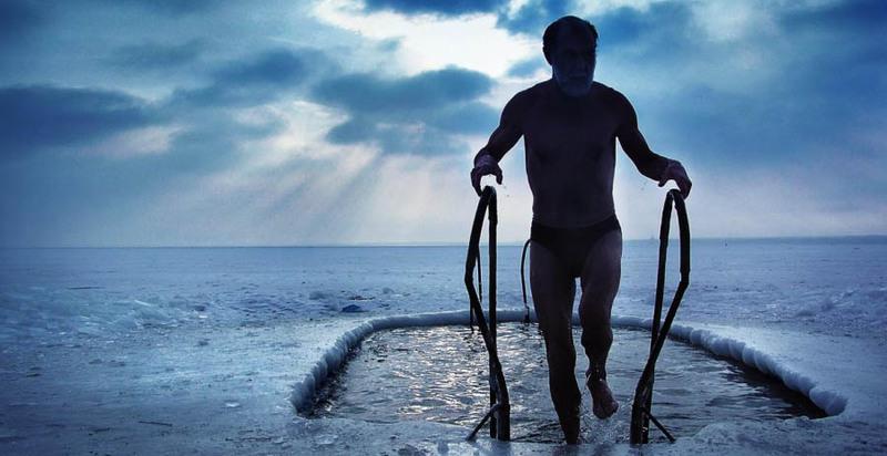 Холодная вода помогает при простуде— личный опыт