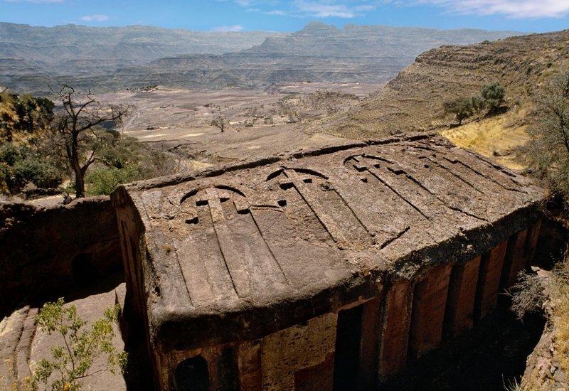 Геннет Марьям, Ласта в мире, жизнь, интересно, удивительно, церковь, эфиопия