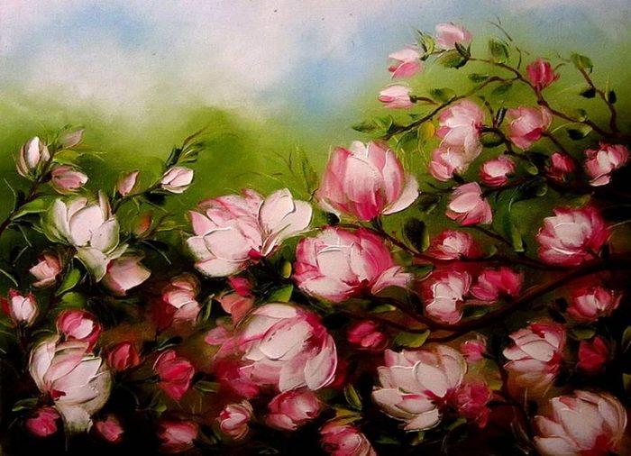 художник Екатерина Сенив картины – 24
