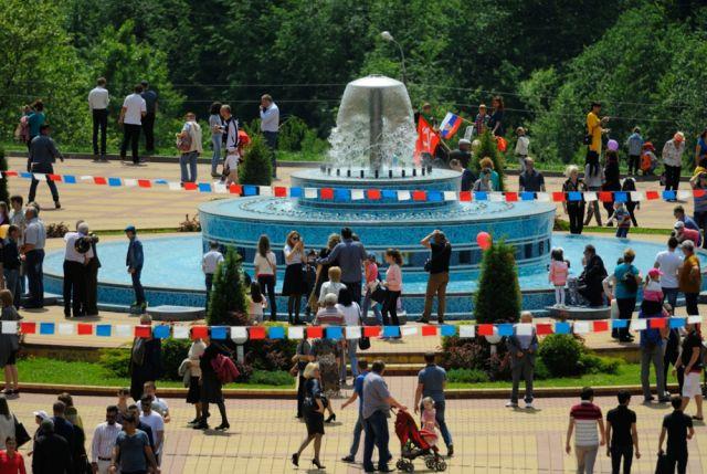 Столица Адыгеи готовится отметить День города
