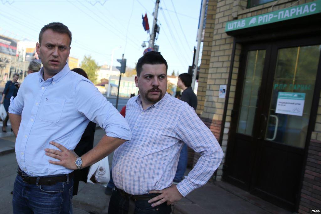 Для лохов Навального Волков …