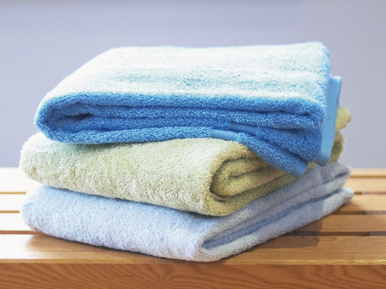 Как правильно складывать полотенце