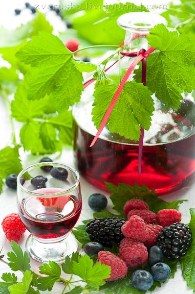 Как сделать настойку из спирта и вишни