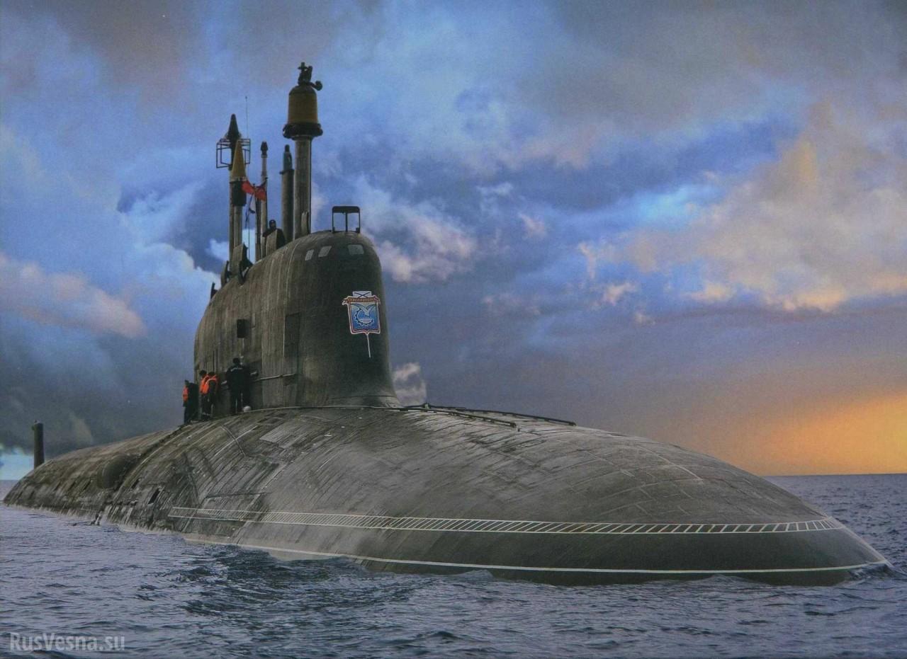 Рекорды подводного флота России