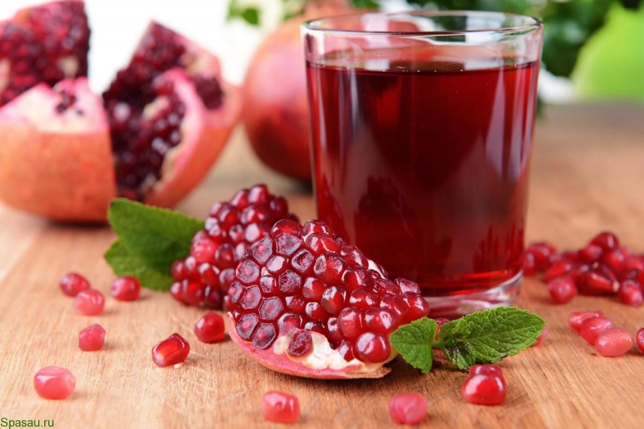 Гранатовый чай – витаминный король среди чаев: кому он полезен